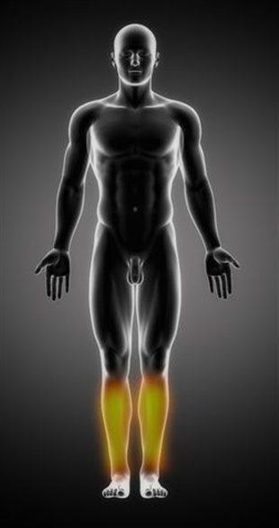 Douleur des jambes