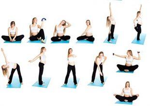 exercice gymnastique douce