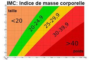 imc indice de masse corporelle d 233 finition technique docteurclic