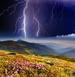 Protection contre la foudre rando trek montagne sympt mes traitement d finition - Symptomes coup de foudre ...