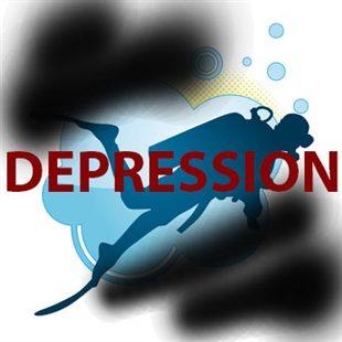 Dépression et plongée sous-marine