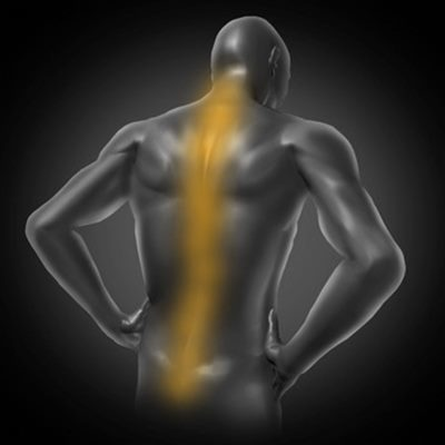 Douleur à la colonne vertébrale : symptômes, traitement ...