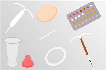 Contraception progestative : symptômes, traitement ...