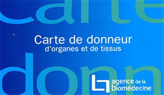 carte de donneur d organe Dons d'organes : définition   docteurclic.com
